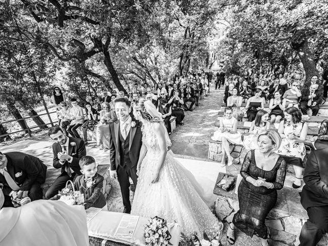 Il matrimonio di Francesca e Vincenzo a Salerno, Salerno 23