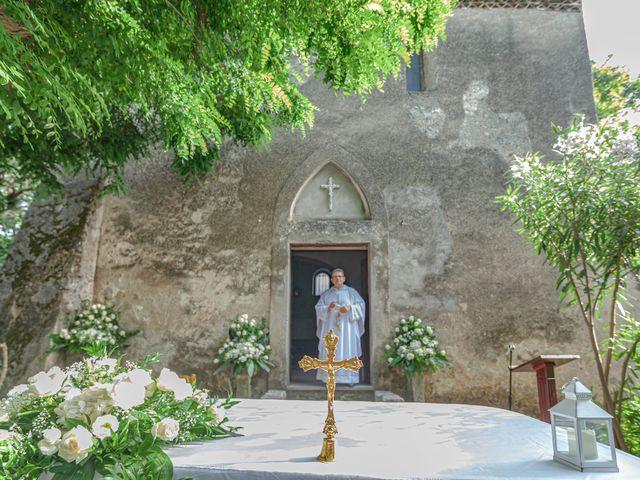 Il matrimonio di Francesca e Vincenzo a Salerno, Salerno 25
