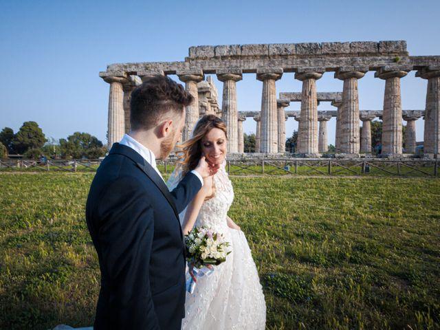 Il matrimonio di Francesca e Vincenzo a Salerno, Salerno 34