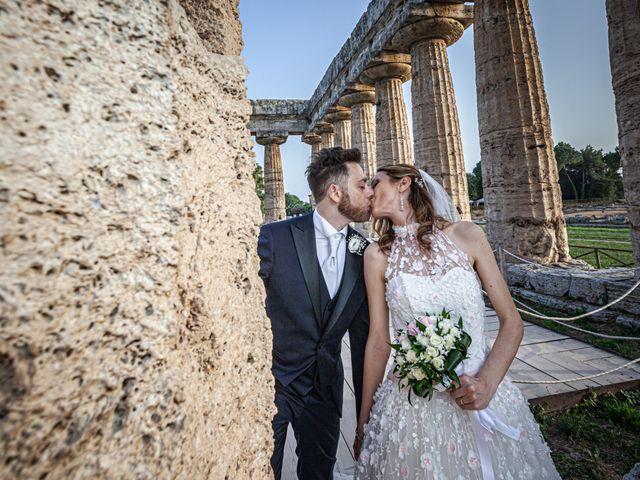 Il matrimonio di Francesca e Vincenzo a Salerno, Salerno 36