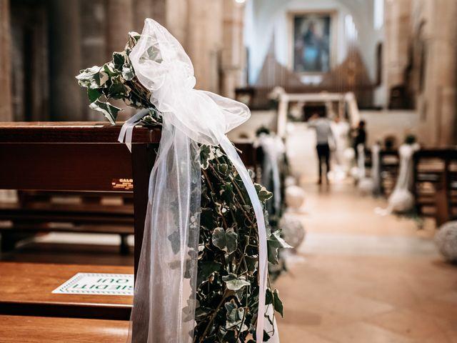 Il matrimonio di Ambra e Lorenzo a San Lorenzo in Campo, Pesaro - Urbino 5