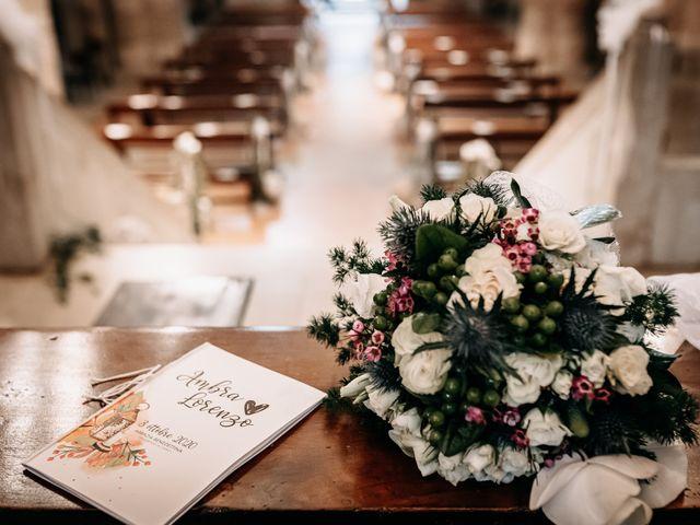 Il matrimonio di Ambra e Lorenzo a San Lorenzo in Campo, Pesaro - Urbino 8