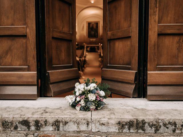 Il matrimonio di Ambra e Lorenzo a San Lorenzo in Campo, Pesaro - Urbino 9