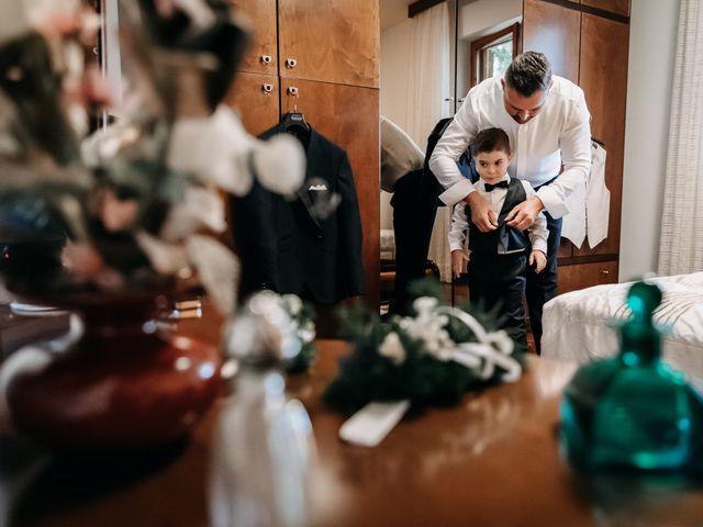 Il matrimonio di Ambra e Lorenzo a San Lorenzo in Campo, Pesaro - Urbino 12