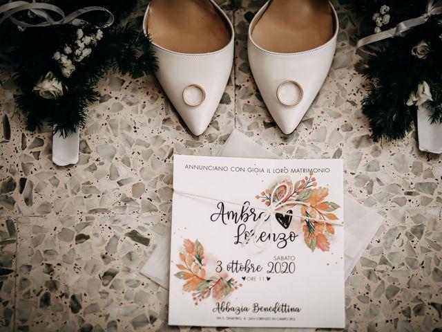 Il matrimonio di Ambra e Lorenzo a San Lorenzo in Campo, Pesaro - Urbino 2