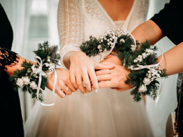 Il matrimonio di Ambra e Lorenzo a San Lorenzo in Campo, Pesaro - Urbino 36