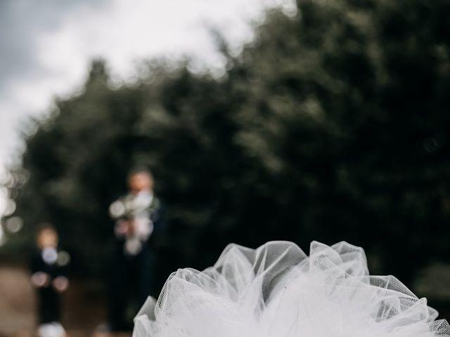 Il matrimonio di Ambra e Lorenzo a San Lorenzo in Campo, Pesaro - Urbino 41