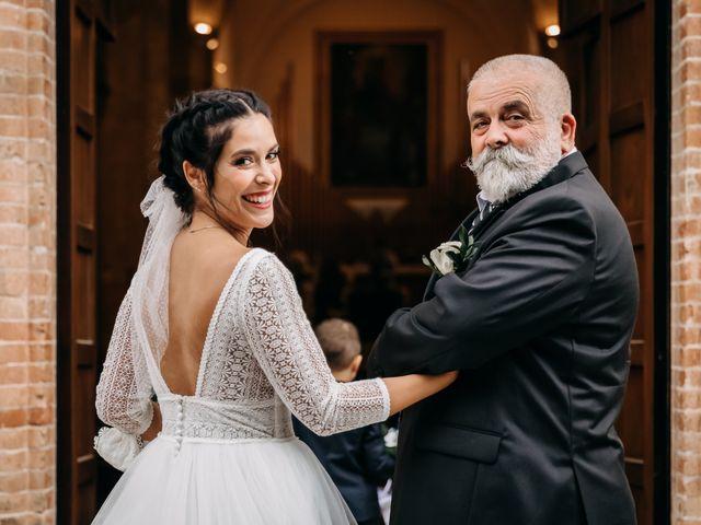 Il matrimonio di Ambra e Lorenzo a San Lorenzo in Campo, Pesaro - Urbino 45