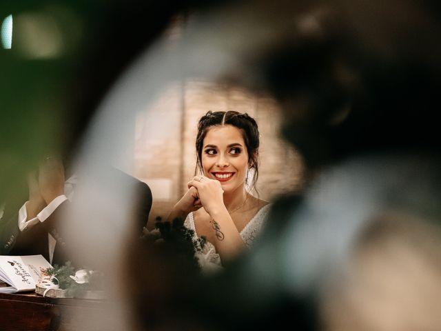 Il matrimonio di Ambra e Lorenzo a San Lorenzo in Campo, Pesaro - Urbino 48