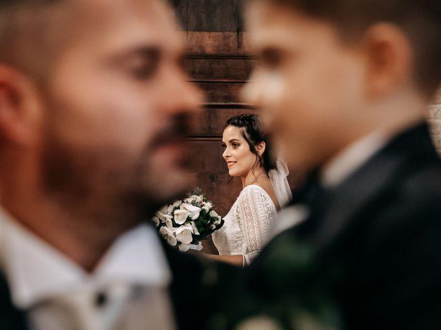 Il matrimonio di Ambra e Lorenzo a San Lorenzo in Campo, Pesaro - Urbino 51