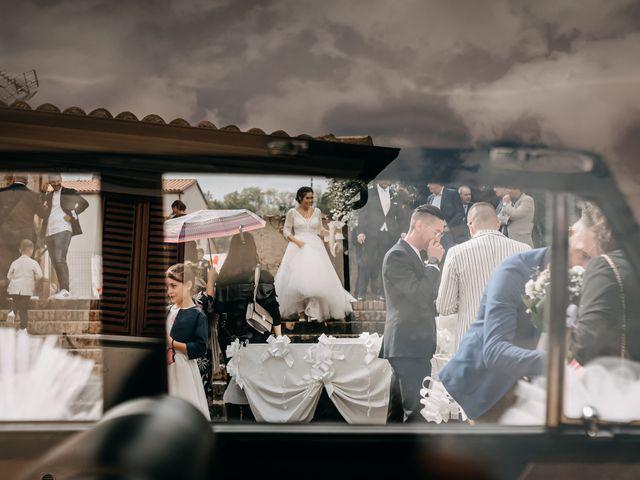 Il matrimonio di Ambra e Lorenzo a San Lorenzo in Campo, Pesaro - Urbino 55