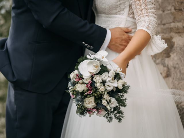 Il matrimonio di Ambra e Lorenzo a San Lorenzo in Campo, Pesaro - Urbino 58