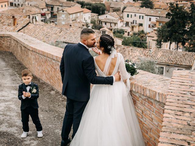 Le nozze di Lorenzo e Ambra