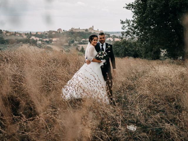 Il matrimonio di Ambra e Lorenzo a San Lorenzo in Campo, Pesaro - Urbino 60