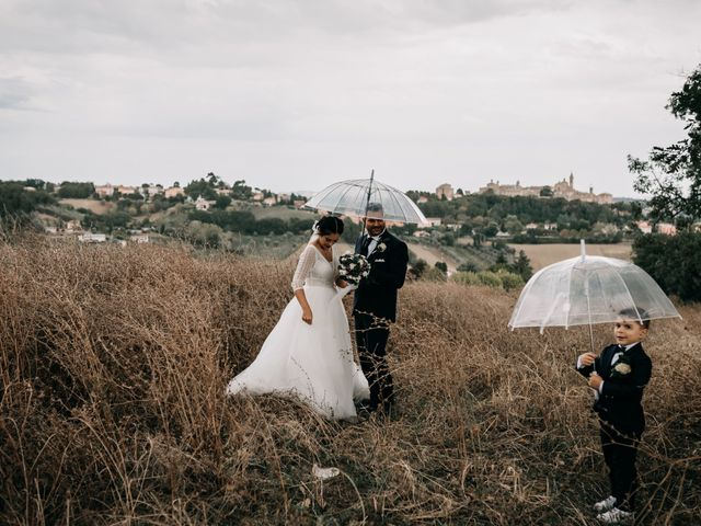 Il matrimonio di Ambra e Lorenzo a San Lorenzo in Campo, Pesaro - Urbino 62
