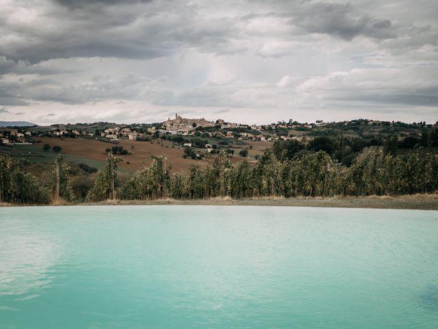 Il matrimonio di Ambra e Lorenzo a San Lorenzo in Campo, Pesaro - Urbino 64