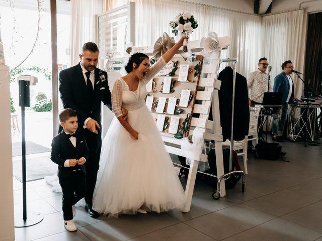 Il matrimonio di Ambra e Lorenzo a San Lorenzo in Campo, Pesaro - Urbino 65