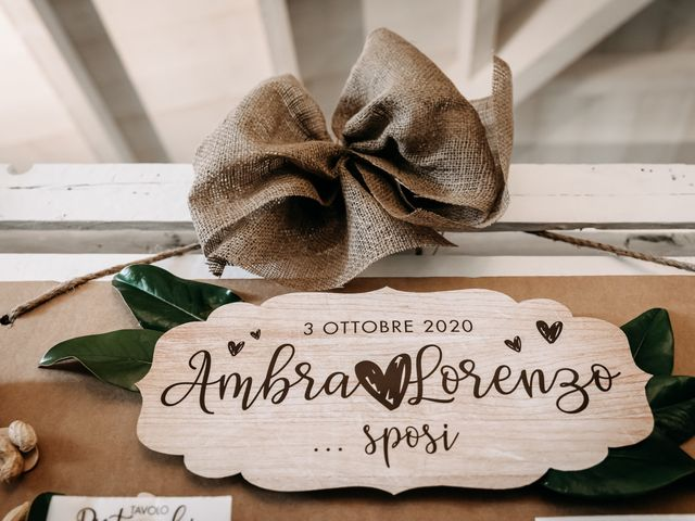 Il matrimonio di Ambra e Lorenzo a San Lorenzo in Campo, Pesaro - Urbino 66