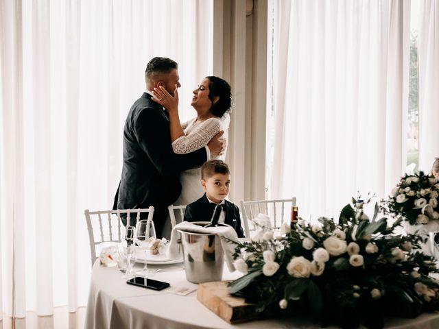 Il matrimonio di Ambra e Lorenzo a San Lorenzo in Campo, Pesaro - Urbino 70