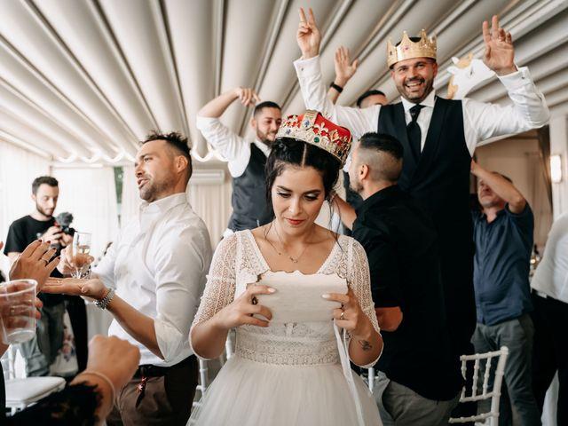 Il matrimonio di Ambra e Lorenzo a San Lorenzo in Campo, Pesaro - Urbino 74