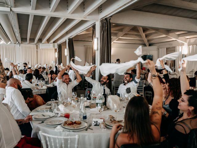 Il matrimonio di Ambra e Lorenzo a San Lorenzo in Campo, Pesaro - Urbino 75