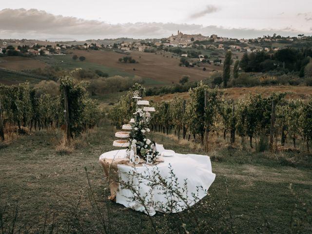 Il matrimonio di Ambra e Lorenzo a San Lorenzo in Campo, Pesaro - Urbino 76
