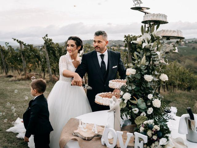 Il matrimonio di Ambra e Lorenzo a San Lorenzo in Campo, Pesaro - Urbino 77