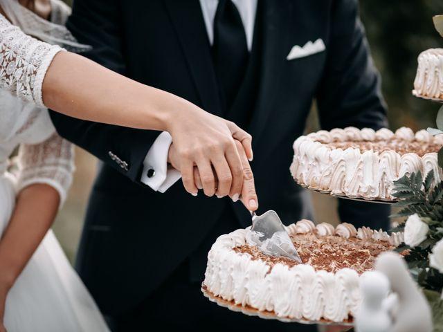 Il matrimonio di Ambra e Lorenzo a San Lorenzo in Campo, Pesaro - Urbino 78