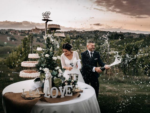 Il matrimonio di Ambra e Lorenzo a San Lorenzo in Campo, Pesaro - Urbino 3