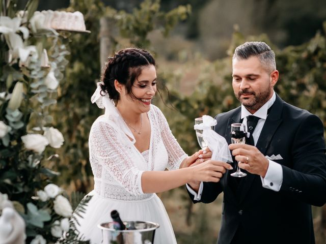Il matrimonio di Ambra e Lorenzo a San Lorenzo in Campo, Pesaro - Urbino 79