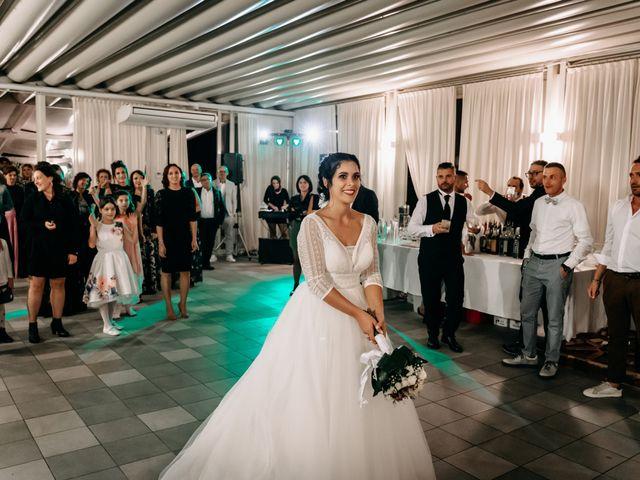 Il matrimonio di Ambra e Lorenzo a San Lorenzo in Campo, Pesaro - Urbino 86
