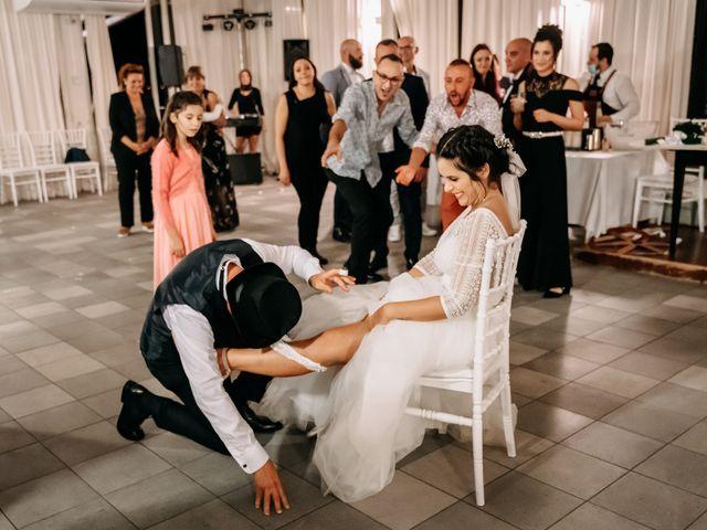 Il matrimonio di Ambra e Lorenzo a San Lorenzo in Campo, Pesaro - Urbino 87