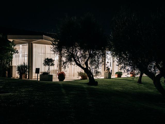 Il matrimonio di Ambra e Lorenzo a San Lorenzo in Campo, Pesaro - Urbino 90
