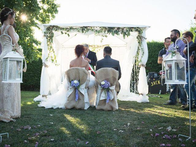 Il matrimonio di Andrea e Linda a Modena, Modena 34