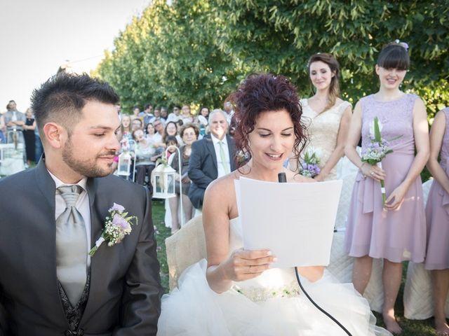 Il matrimonio di Andrea e Linda a Modena, Modena 41