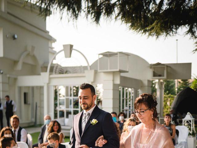 Il matrimonio di Fabio e Rossella a Legnano, Milano 12