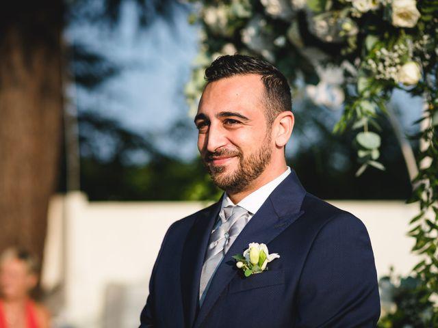 Il matrimonio di Fabio e Rossella a Legnano, Milano 14