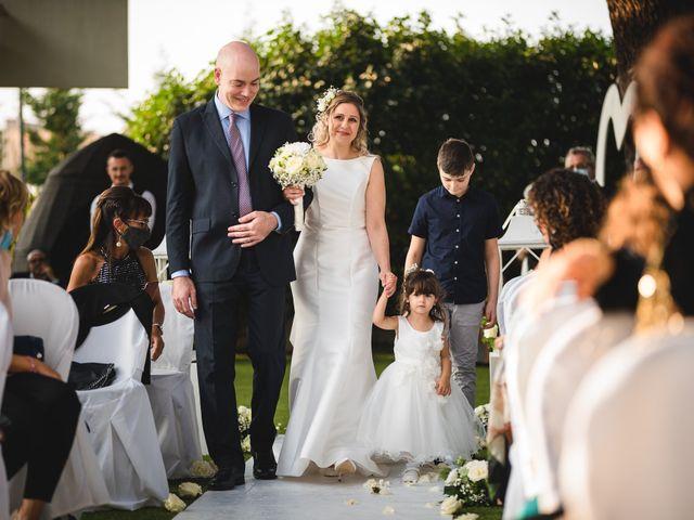 Il matrimonio di Fabio e Rossella a Legnano, Milano 17