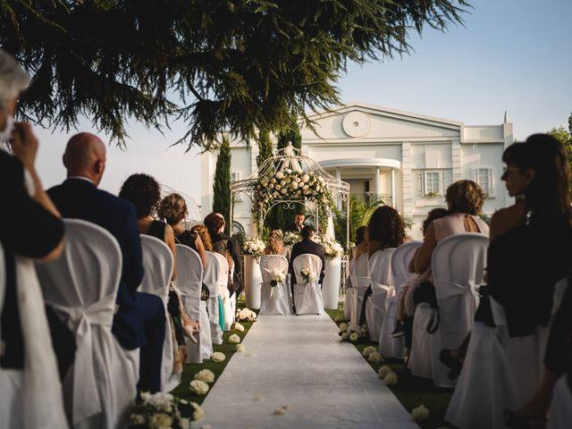 Il matrimonio di Fabio e Rossella a Legnano, Milano 19