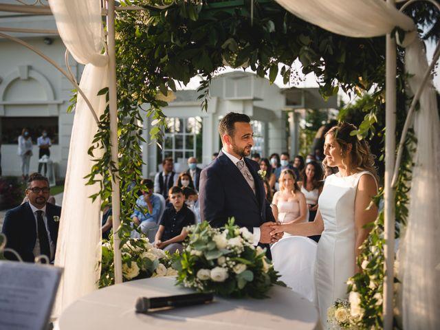 Il matrimonio di Fabio e Rossella a Legnano, Milano 22
