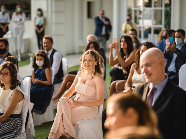 Il matrimonio di Fabio e Rossella a Legnano, Milano 23