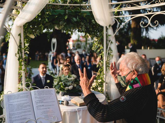 Il matrimonio di Fabio e Rossella a Legnano, Milano 24