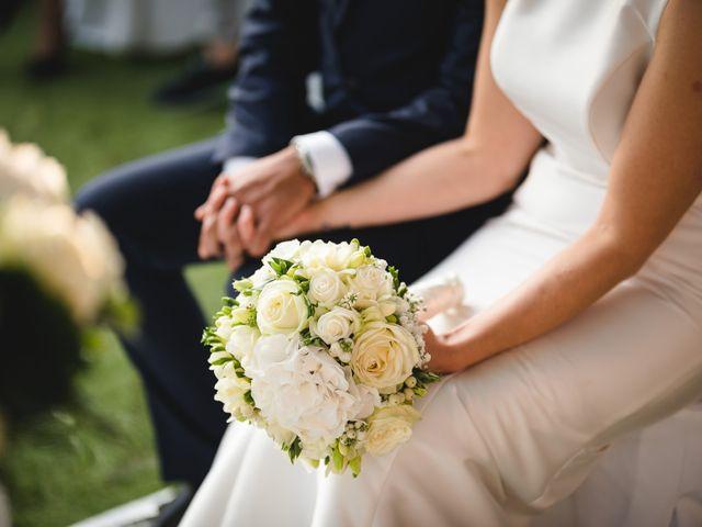 Il matrimonio di Fabio e Rossella a Legnano, Milano 25