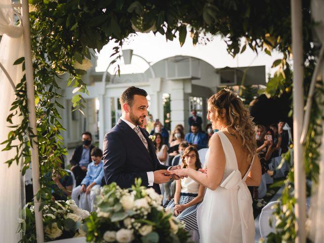 Il matrimonio di Fabio e Rossella a Legnano, Milano 26
