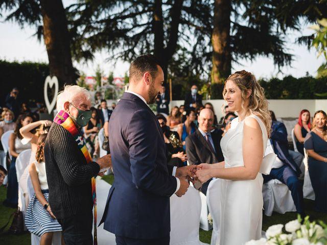 Il matrimonio di Fabio e Rossella a Legnano, Milano 27