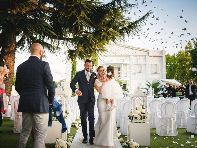 Il matrimonio di Fabio e Rossella a Legnano, Milano 31