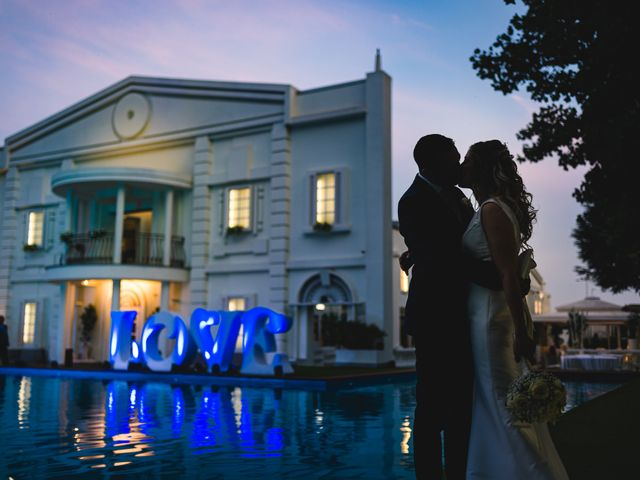 Il matrimonio di Fabio e Rossella a Legnano, Milano 35