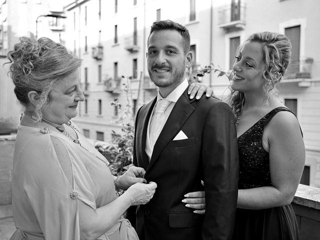 Il matrimonio di Chiara e Elia a Milano, Milano 5