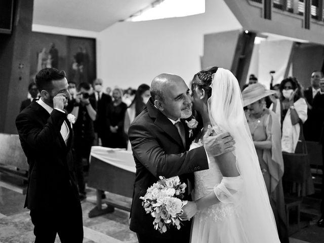 Il matrimonio di Chiara e Elia a Milano, Milano 19