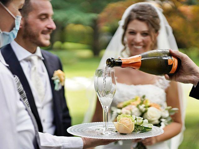 Il matrimonio di Chiara e Elia a Milano, Milano 26